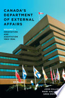 Canada S Department Of External Affairs Volume 3