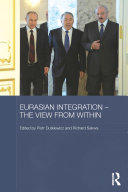 Pdf Eurasian Integration - The View from Within Telecharger