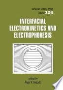 Interfacial Electrokinetics and Electrophoresis