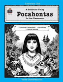 A Guide For Using Pocahontas In The Classroom Book PDF