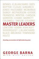 Master Leaders Pdf/ePub eBook