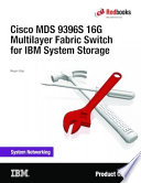 Cisco MDS 9396S 16G Multilayer Fabric Switch for IBM System Storage