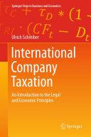 International Company Taxation