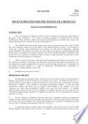 OECD Guidelines for the Testing of Chemicals  Section 2 Test No  221  Lemna sp  Growth Inhibition Test