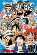 One Piece, Vol. 51
