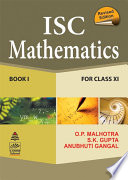 I S. Chand's ISC Mathematics For Class-XI