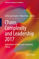 Pdf Chaos, Complexity and Leadership 2017 Telecharger