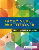 Family Nurse Practitioner Certification Review Book