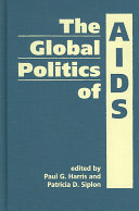 The Global Politics of AIDS Book
