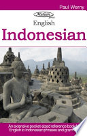 Indonesian Phrase Book Book