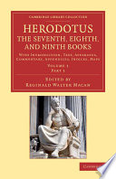 Read Online Herodotus: The Seventh, Eighth, and Ninth Books For Free
