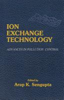 Ion Exchange Technology