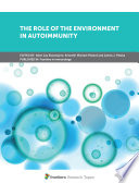 The Role of the Environment in Autoimmunity