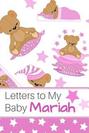 Letters to My Baby Mariah