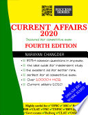 """CURRENT AFFAIRS 2020"" by Narayan Changder"