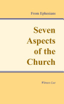 Seven Aspects of the Church ebook