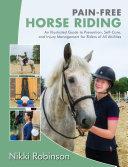 Pain Free Horse Riding