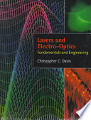 Lasers and Electro optics Book