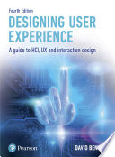 Designing User Experience Book