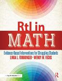 RtI in Math