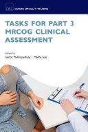 Tasks for Part 3 Mrcog Clinical Assessment