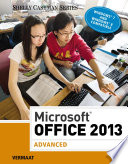 Microsoft Office 2013: Advanced