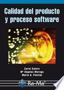 Calidad del producto y proceso software