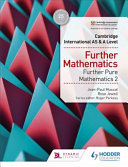 Books - Cam/Ie As & A Lev Pure Maths 2 Sb | ISBN 9781510421790