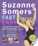 Suzanne Somers  Fast   Easy