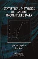 Statistical Methods for Handling Incomplete Data