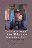 Human Security and Human Rights under International Law