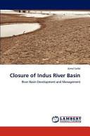 Closure of Indus River Basin