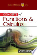 Concepts Of Functions & Calculus Iit