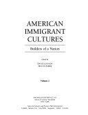 American Immigrant Cultures