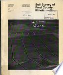 Soil Survey of Ford County  Illinois