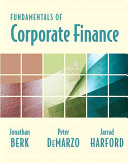 Fundamentals Of Corporate Finance Book PDF
