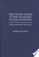 The United States In The Changing Global Economy