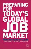 Preparing for Today's Global Job Market [Pdf/ePub] eBook