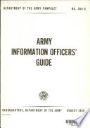 Department of the Army Pamphlet
