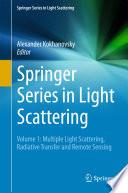 Springer Series in Light Scattering Book