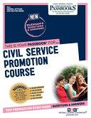 Civil Service Promotion Course