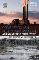 Combustion Ash Residue Management Pdf/ePub eBook