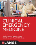 Pdf Clinical Emergency Medicine Telecharger