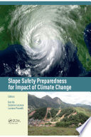 Slope Safety Preparedness for Impact of Climate Change Book