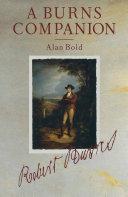 A Burns Companion [Pdf/ePub] eBook