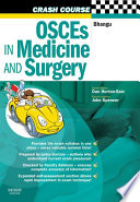 Crash Course Osces In Medicine And Surgery E Book Book PDF