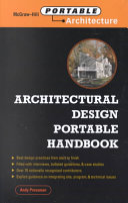 Architectural Design Portable Handbook