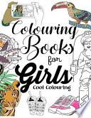 Colouring Books for Girls