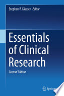 Essentials of Clinical Research Book