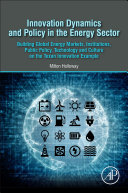 Innovation Dynamics and Policy in the Energy Sector
